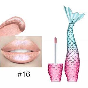 💋NEW! Mermaid Lip Gloss Lipstick